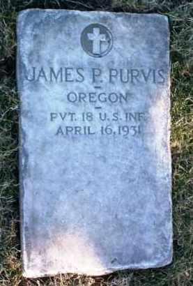 PURVIS, JAMES PERRY - Yavapai County, Arizona | JAMES PERRY PURVIS - Arizona Gravestone Photos