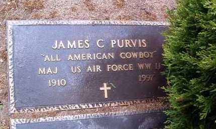 PURVIS, JAMES CARLETON - Yavapai County, Arizona | JAMES CARLETON PURVIS - Arizona Gravestone Photos