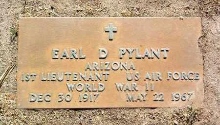 PYLANT, EARL DAVID - Yavapai County, Arizona | EARL DAVID PYLANT - Arizona Gravestone Photos