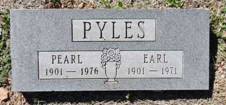 PYLES, PEARL M. - Yavapai County, Arizona | PEARL M. PYLES - Arizona Gravestone Photos