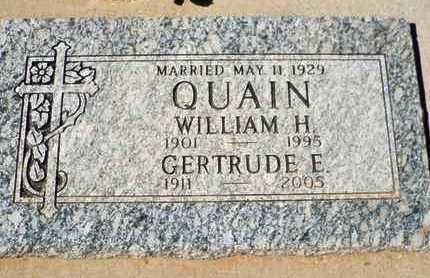 QUAIN, WILLIAM HENRY - Yavapai County, Arizona | WILLIAM HENRY QUAIN - Arizona Gravestone Photos