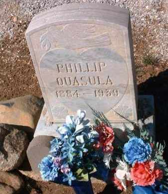 QUASULA, PHILLIP - Yavapai County, Arizona | PHILLIP QUASULA - Arizona Gravestone Photos