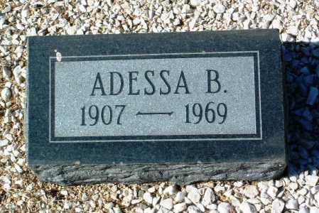 QUAYLE, ADESSA B. - Yavapai County, Arizona | ADESSA B. QUAYLE - Arizona Gravestone Photos