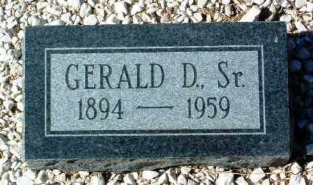 QUAYLE, GERALD DAVID, SR. - Yavapai County, Arizona | GERALD DAVID, SR. QUAYLE - Arizona Gravestone Photos