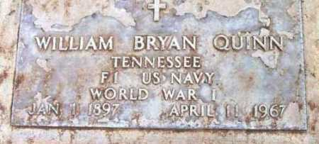 QUINN, WILLIAM BRYAN - Yavapai County, Arizona | WILLIAM BRYAN QUINN - Arizona Gravestone Photos
