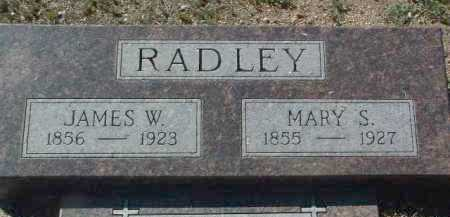 RADLEY, MARY SUSAN - Yavapai County, Arizona | MARY SUSAN RADLEY - Arizona Gravestone Photos
