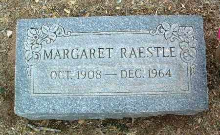 RAESTLE, MARGARET - Yavapai County, Arizona | MARGARET RAESTLE - Arizona Gravestone Photos