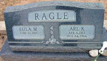 RAGLE, EULA M. - Yavapai County, Arizona | EULA M. RAGLE - Arizona Gravestone Photos
