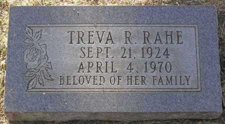 RAHE, TREVA R. - Yavapai County, Arizona   TREVA R. RAHE - Arizona Gravestone Photos