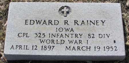 RAINEY, EDWARD ROY - Yavapai County, Arizona | EDWARD ROY RAINEY - Arizona Gravestone Photos