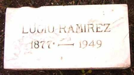 RAMIREZ, LUGIO - Yavapai County, Arizona | LUGIO RAMIREZ - Arizona Gravestone Photos