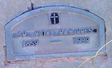 RAMIRRES, VIDAL - Yavapai County, Arizona   VIDAL RAMIRRES - Arizona Gravestone Photos
