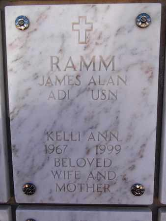 GOODY RAMM, KELLI ANN - Yavapai County, Arizona | KELLI ANN GOODY RAMM - Arizona Gravestone Photos