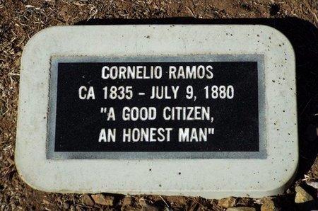 RAMOS, CORNELIO - Yavapai County, Arizona | CORNELIO RAMOS - Arizona Gravestone Photos