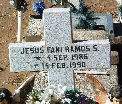 RAMOS, JESUS FANI S. - Yavapai County, Arizona | JESUS FANI S. RAMOS - Arizona Gravestone Photos