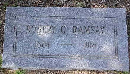 RAMSAY, ROBERT G. - Yavapai County, Arizona | ROBERT G. RAMSAY - Arizona Gravestone Photos