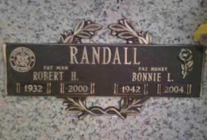 RANDALL, BONNIE L - Yavapai County, Arizona   BONNIE L RANDALL - Arizona Gravestone Photos