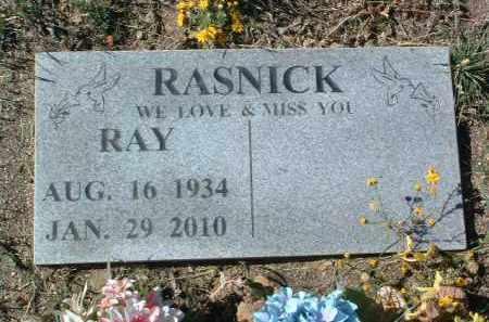 RASNICK, AVRIL RAY - Yavapai County, Arizona | AVRIL RAY RASNICK - Arizona Gravestone Photos