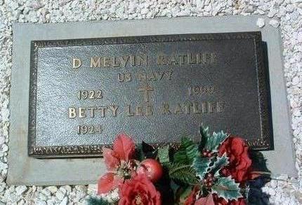 RATLIFF, DAVID MELVIN - Yavapai County, Arizona | DAVID MELVIN RATLIFF - Arizona Gravestone Photos