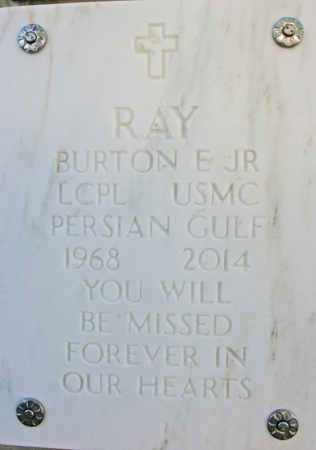 RAY, BURTON E., JR. - Yavapai County, Arizona | BURTON E., JR. RAY - Arizona Gravestone Photos