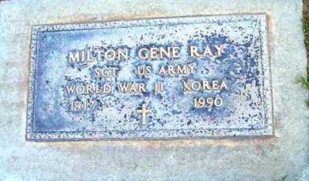 RAY, MILTON GENE - Yavapai County, Arizona   MILTON GENE RAY - Arizona Gravestone Photos