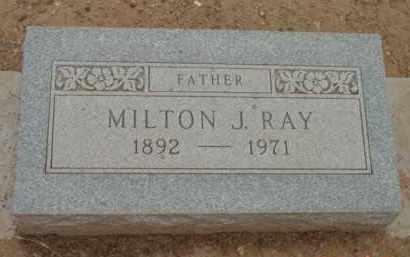 RAY, MILTON JAMES - Yavapai County, Arizona | MILTON JAMES RAY - Arizona Gravestone Photos