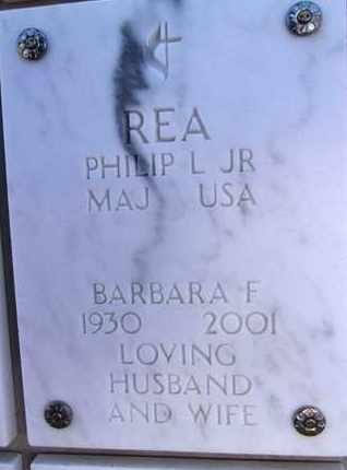 REA, BARBARA F. - Yavapai County, Arizona | BARBARA F. REA - Arizona Gravestone Photos