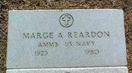 AMES REARDON, MARGARET - Yavapai County, Arizona | MARGARET AMES REARDON - Arizona Gravestone Photos