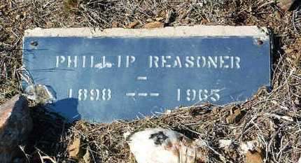 REASONER, PHILIP LEROY - Yavapai County, Arizona | PHILIP LEROY REASONER - Arizona Gravestone Photos