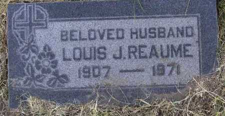 REAUME, LOUIS JOSEPH - Yavapai County, Arizona | LOUIS JOSEPH REAUME - Arizona Gravestone Photos