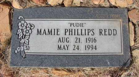 REDD, MAMIE - Yavapai County, Arizona | MAMIE REDD - Arizona Gravestone Photos