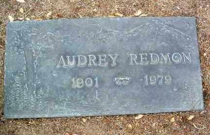 REDMON, AUDREY - Yavapai County, Arizona   AUDREY REDMON - Arizona Gravestone Photos