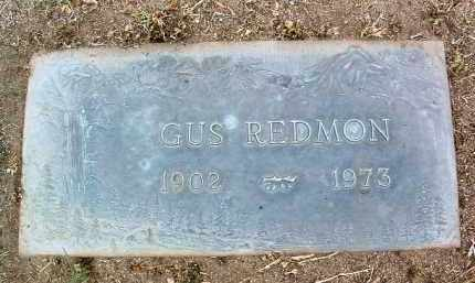 REDMON, GUS - Yavapai County, Arizona | GUS REDMON - Arizona Gravestone Photos