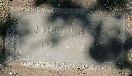 REECE, JOSEPH J. - Yavapai County, Arizona | JOSEPH J. REECE - Arizona Gravestone Photos
