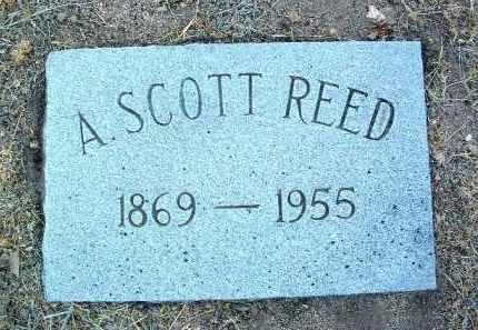 REED, A. - Yavapai County, Arizona   A. REED - Arizona Gravestone Photos