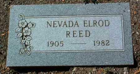 REEVE, NEVADA - Yavapai County, Arizona | NEVADA REEVE - Arizona Gravestone Photos