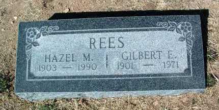 REES, HAZEL MARION - Yavapai County, Arizona | HAZEL MARION REES - Arizona Gravestone Photos