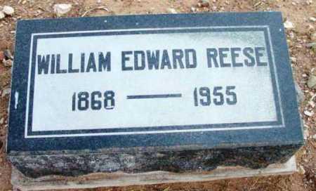 REESE, WILLIAM EDWARD - Yavapai County, Arizona | WILLIAM EDWARD REESE - Arizona Gravestone Photos