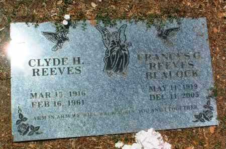 REEVES, CLYDE HAROLD - Yavapai County, Arizona | CLYDE HAROLD REEVES - Arizona Gravestone Photos