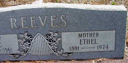 REEVES, ETHEL VIRGINIA - Yavapai County, Arizona | ETHEL VIRGINIA REEVES - Arizona Gravestone Photos