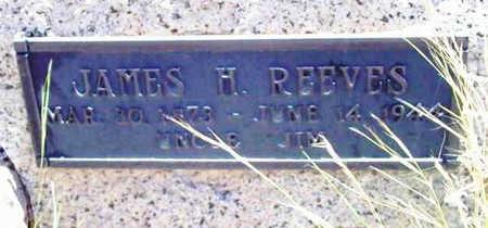 REEVES, JAMES HUDSPETH - Yavapai County, Arizona | JAMES HUDSPETH REEVES - Arizona Gravestone Photos