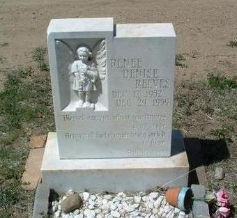 REEVES, RENEE DENISE - Yavapai County, Arizona | RENEE DENISE REEVES - Arizona Gravestone Photos