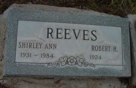 REEVES, SHIRLEY ANN - Yavapai County, Arizona | SHIRLEY ANN REEVES - Arizona Gravestone Photos