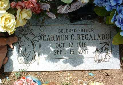REGALADO, CARMEN GARCIA - Yavapai County, Arizona | CARMEN GARCIA REGALADO - Arizona Gravestone Photos
