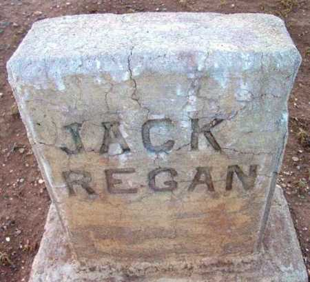 REGAN, JOHN EDWARD  (JACK) - Yavapai County, Arizona   JOHN EDWARD  (JACK) REGAN - Arizona Gravestone Photos