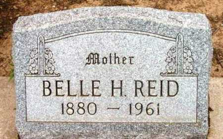 REID, BELLE H. - Yavapai County, Arizona | BELLE H. REID - Arizona Gravestone Photos