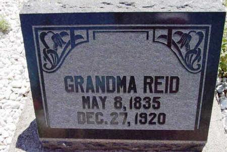 REID, MARY ELLEN (GRANDMA) - Yavapai County, Arizona   MARY ELLEN (GRANDMA) REID - Arizona Gravestone Photos