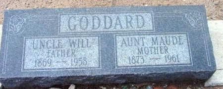 REID GODDARD, MAUDE E. - Yavapai County, Arizona | MAUDE E. REID GODDARD - Arizona Gravestone Photos