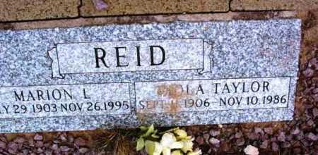 REID, VIOLA MAY - Yavapai County, Arizona | VIOLA MAY REID - Arizona Gravestone Photos