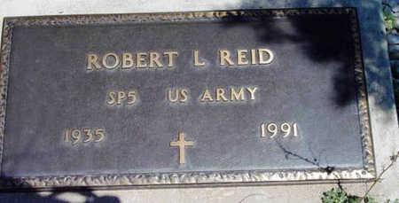 REID, ROBERT LEE - Yavapai County, Arizona | ROBERT LEE REID - Arizona Gravestone Photos